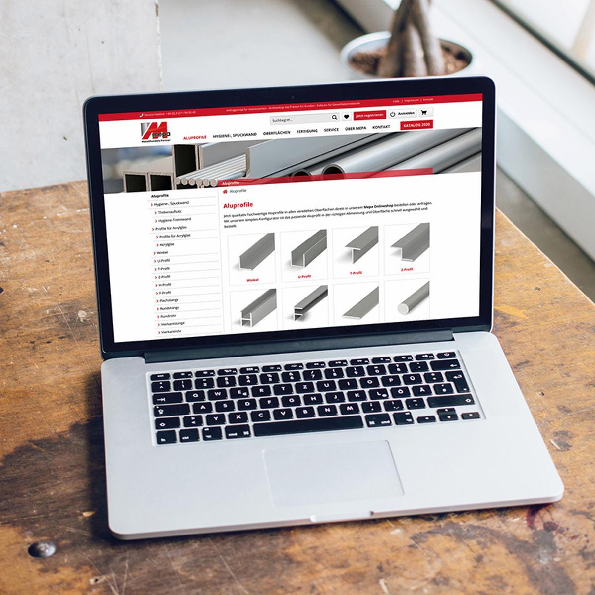 WEBSITE RELAUNCH & SHOP